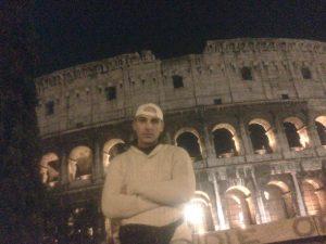 Colosseo sera